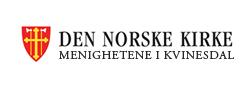 Den Norske Kirke - Menighetene i Kvinesdal